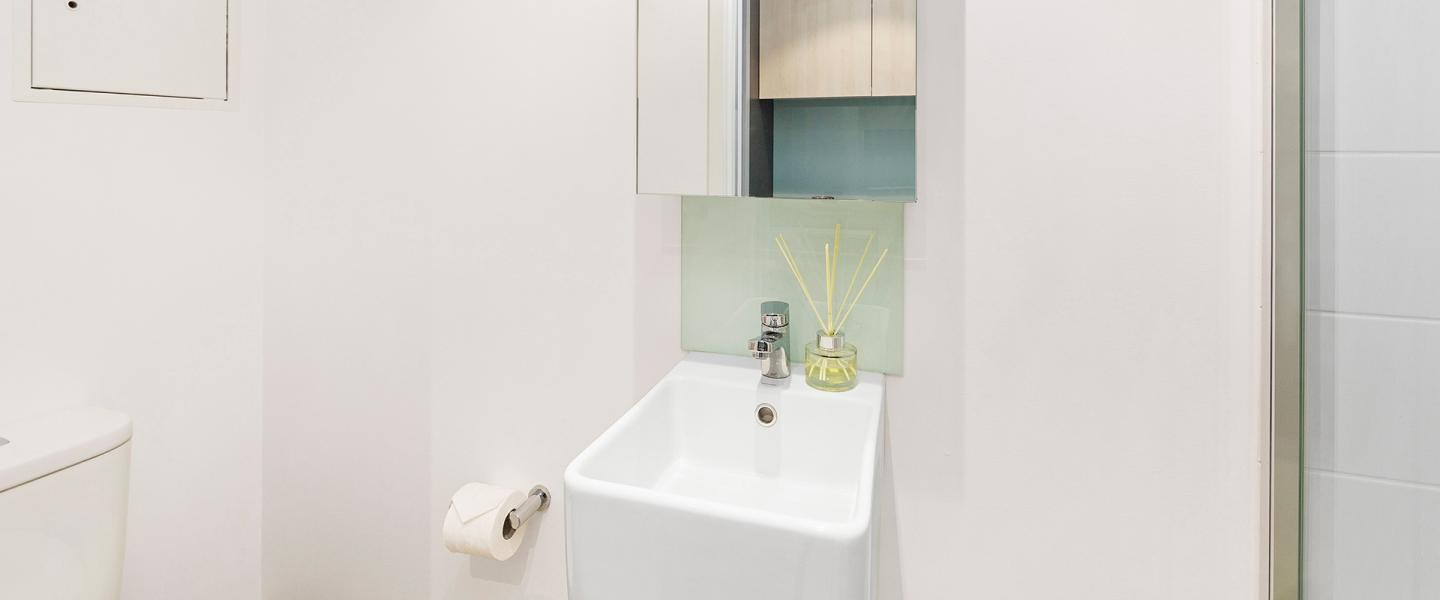 Merivale Twin Share Bathroom
